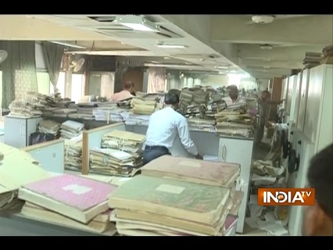 Yogi Effect: Cleaning process begins at Lucknow Secretariat