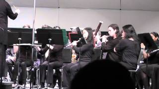 Americana Folk Suite - Sweet Nelly - Symphonic Band Blue
