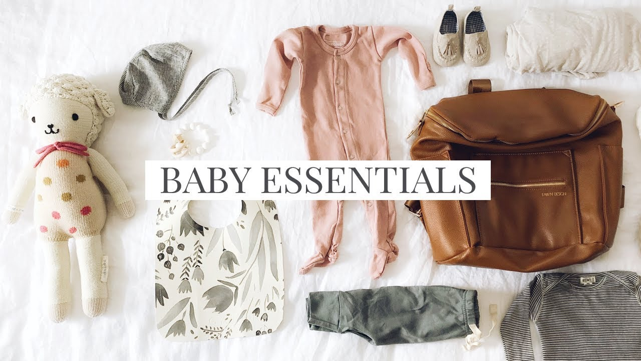 Baby Registry Essentials From Small Businesses [Giveaway & Discount Code]