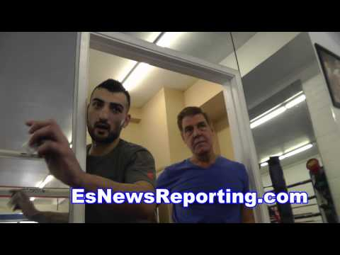 seckbach bets trainers over canelo vs cotto EsNews boxing