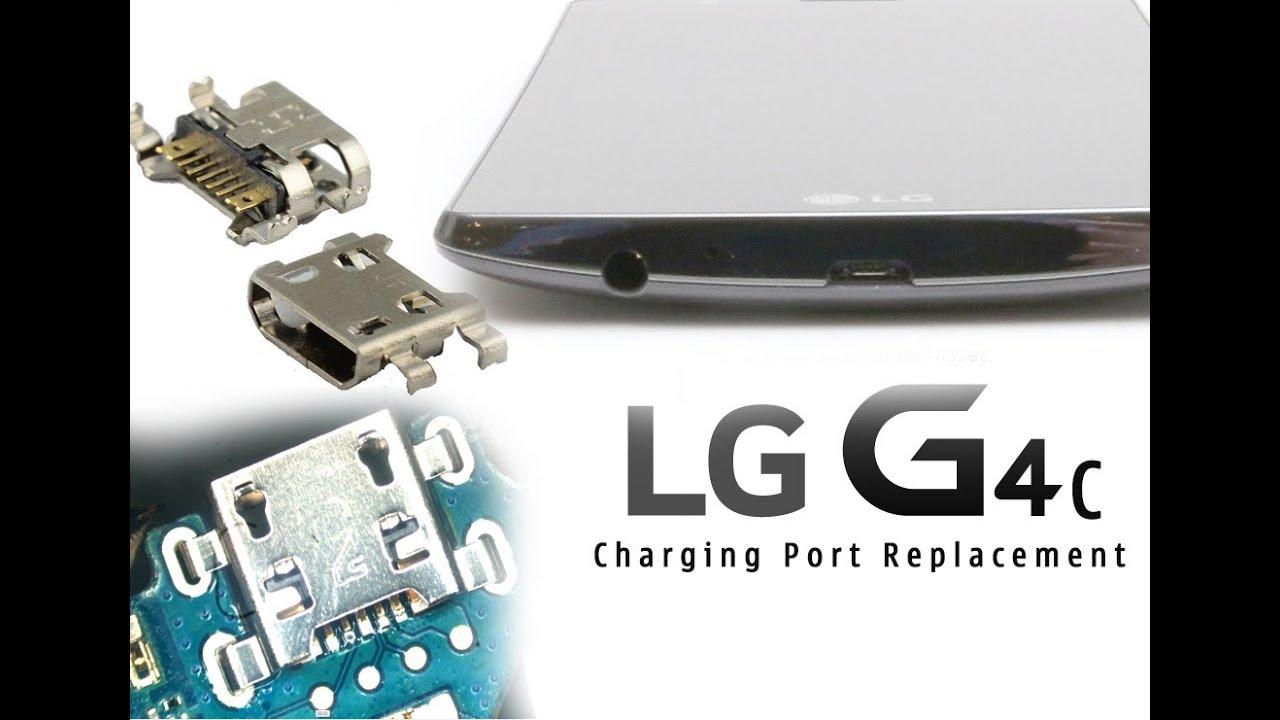 LG G4 Charging Port / Micro USB Replacement - iFixit Repair Guide