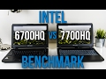 6700HQ vs 7700HQ - Laptop CPU Comparison and Benchmarks