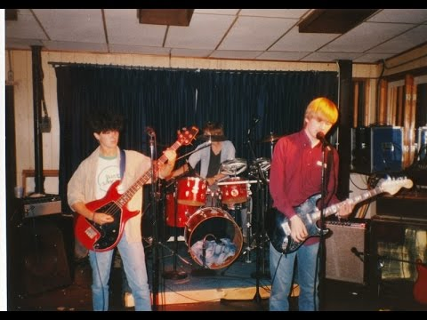 Poster Children Live at The Gallery, Normal, Illinois 1988
