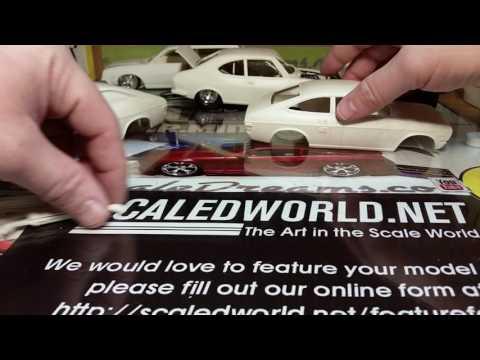 Mini At-Resin  1973 Datsun 1200 product review