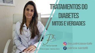 Tratamento Diabetes - Novos tratamentos |  Dra. Patrícia Santafé