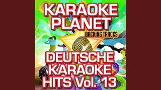 Abenteuerland (Karaoke Version with Background Vocals) (Originally Performed By Pur)
