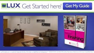 Free Basement Design Guide - Lux Renovations
