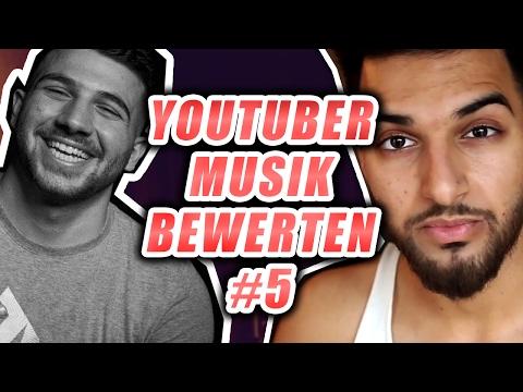 """Apo Red - Numero Uno & Mert - U21 / Ich bewerte """"MUSIK"""" von YOUTUBERN #5"""