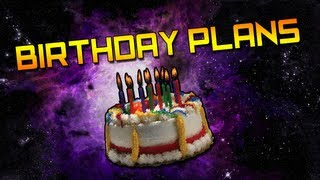 Birthday Plans | Shit From Last Week Update | Looking For Animators/editors