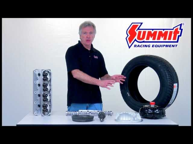 5.0L Ford Mustang Camshaft Selection - Summit Racing Quick Flicks