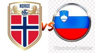 Norge - Slovenia