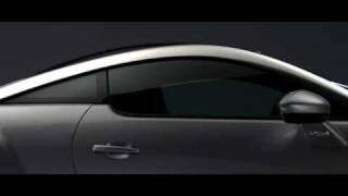 Peugeot RCZ teaser video Videos