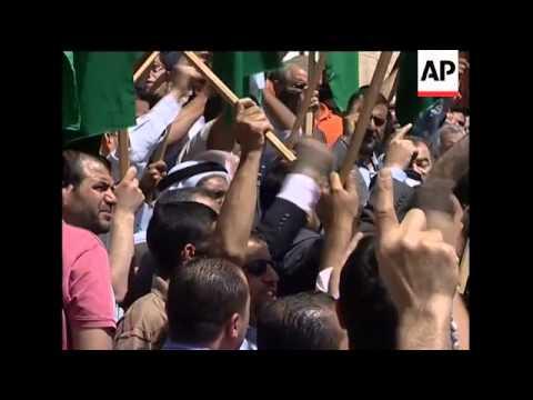 WRAP Protests over flotilla attack; Jordan, WBank, Lebanon; Gaza
