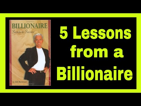 Billionaire secrets to success Bill Bartmann
