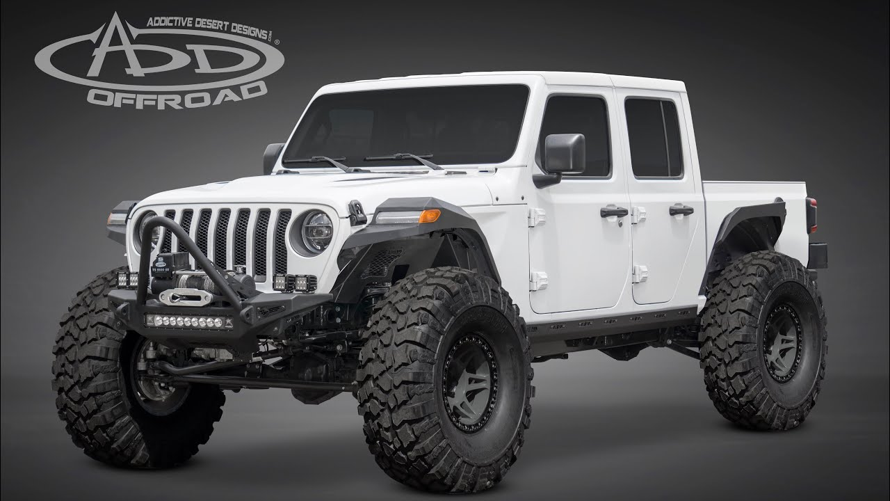2020 Jeep Gladiator Price Images Specs Leaked Youtube