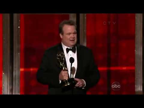 Eric Stonestreet wins an Emmy for Modern Family at the 2012 Primetime Emmy Awards!