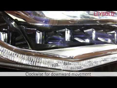 Automotive Engineering: LED-Headlight