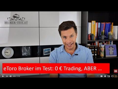 eToro Broker im Test: 0 € Trading, ABER Gebühren bei Ein- und Auszahlung 🤑