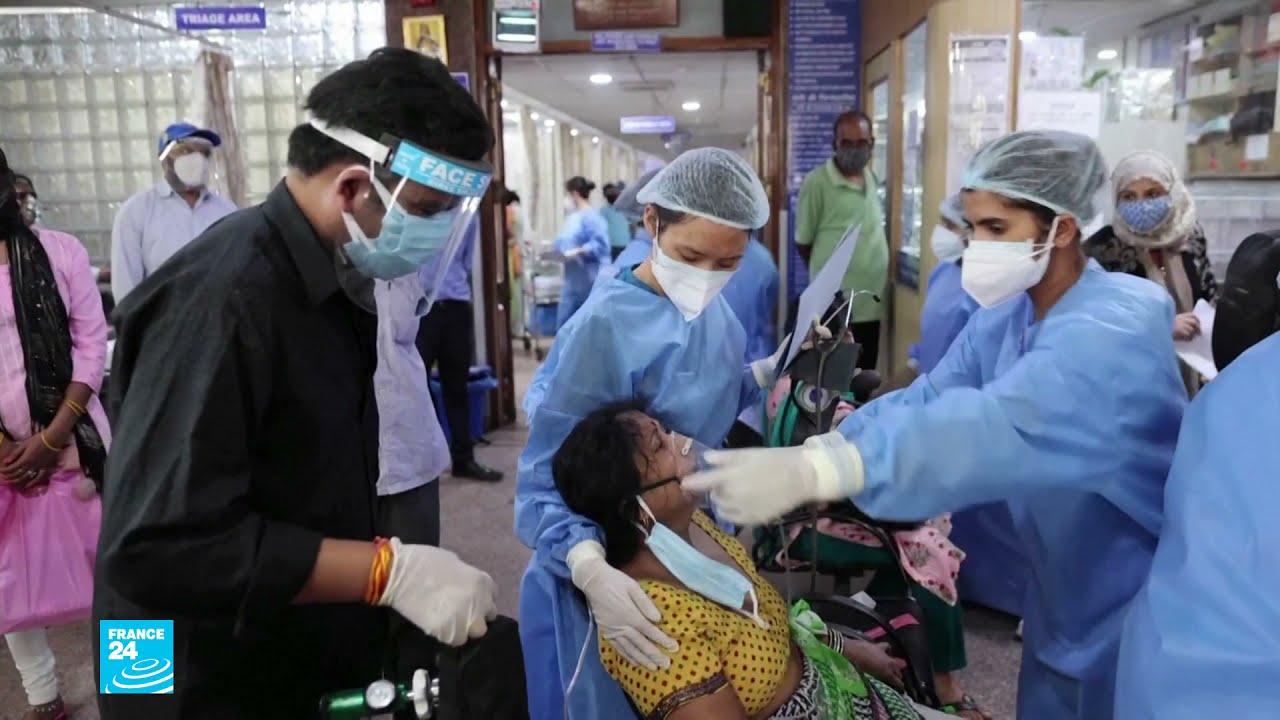 فيروس كورونا: أخبار مقلقة من الهند.. والعالم يهرع لإنقاذها