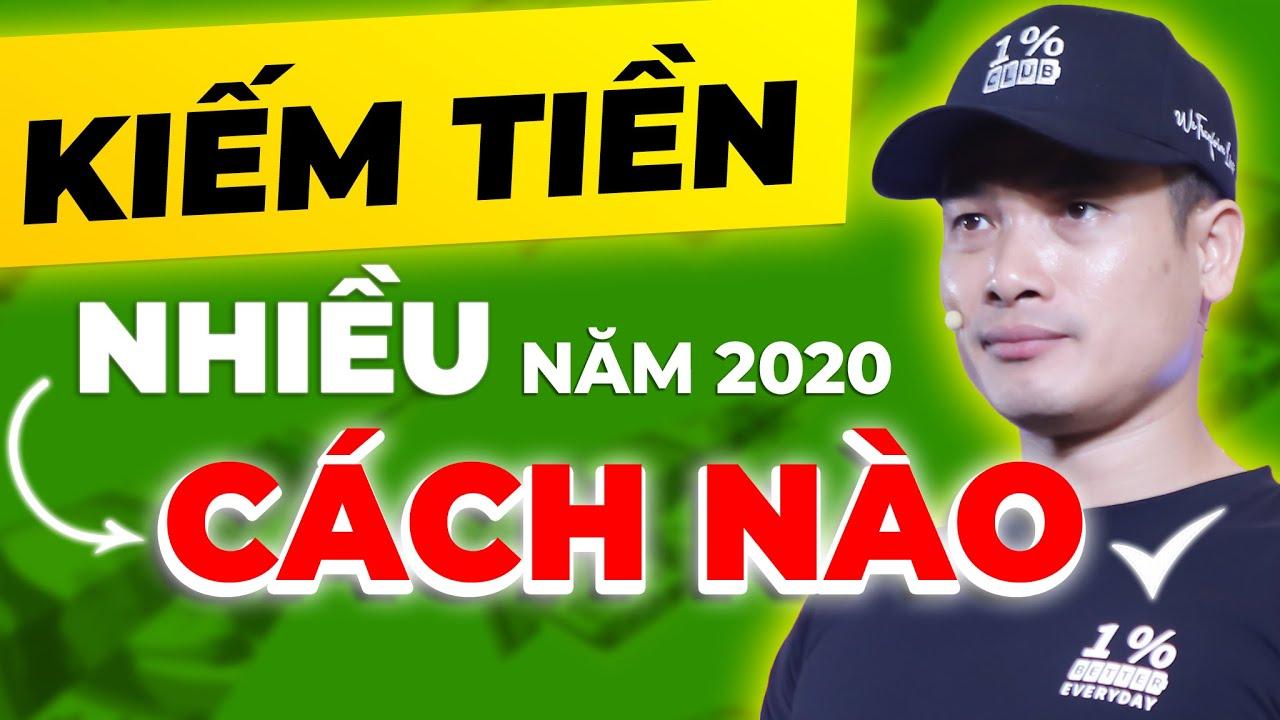 NHỮNG NGHỀ NGHIỆP VÀ KĨ NĂNG GIÚP BẠN KIẾM BỘN TIỀN NĂM 2020, ĐỪNG BỎ LỠ