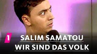 Salim Samatou: Die Mauer muss weg