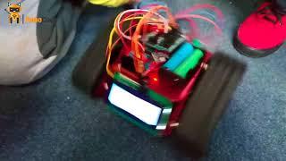 Программирование и робототехника. Проект эмоциональный робот.