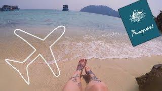 Random Thailand + Philippines Vlog: Bangkok/Koh Chang/Manila