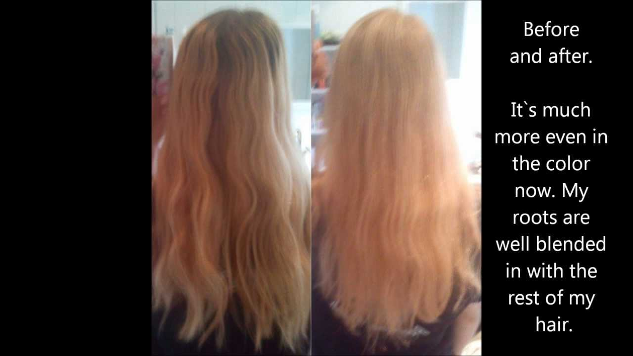 How To Dye My Natural Hair Blonde