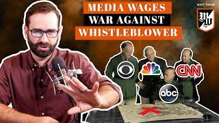 Media Wages War Against Whistleblower | The Matt Walsh Show Ep. 366