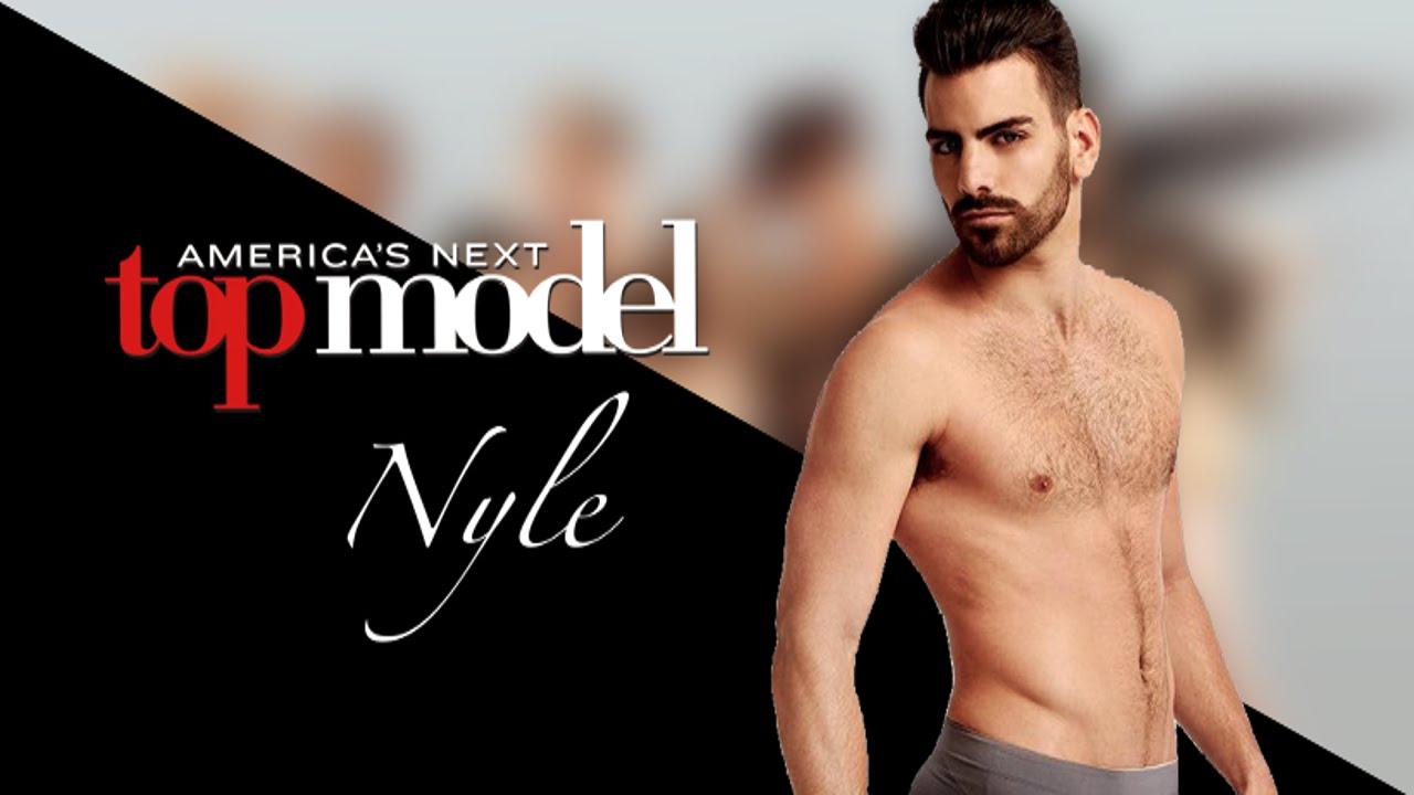 Americas Next Top Model Cycle 22 Winner Tribute Nyle