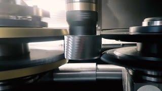VLC 100 RC - станок #EMAG для снятия заусенцев давлением
