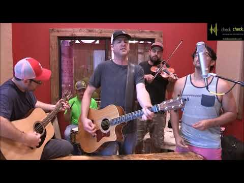 JB & The Moonshine Band - When It Rains, I Pour (Unplugged)