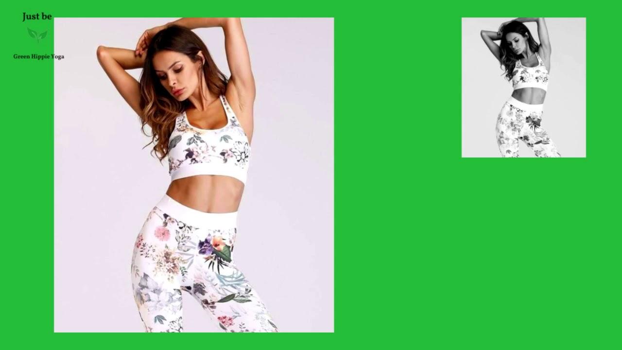 All-Stretch Women's Yoga Clothing Set