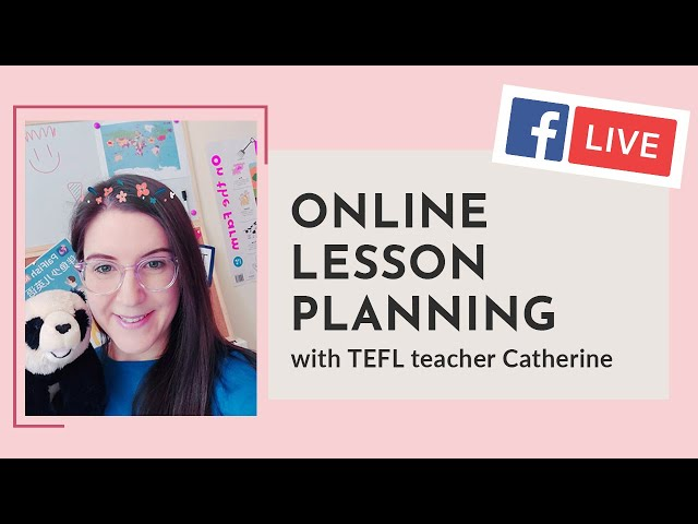 i-to-i WEBINAR   Episode 8: Online Lesson Planning