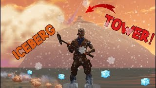 HOW TO GET TO THE ICEBERG! (TUTORIAL) FORTNITE BATTLE ROYALE