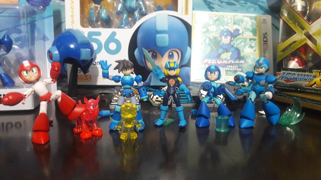 Cut Man Rockman BANDAI 66 Action Dash Mega Man X vol.2