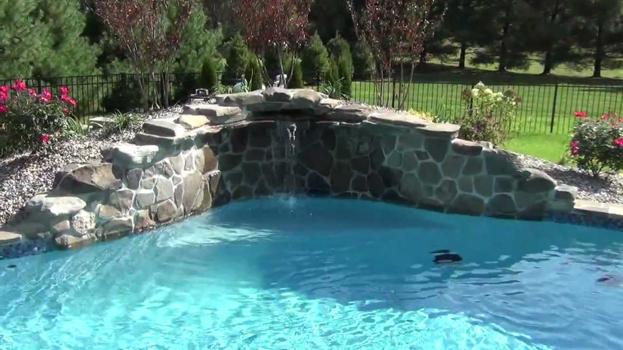 ecoFINISH™ Concrete Swimming Pool Finish - YouTube