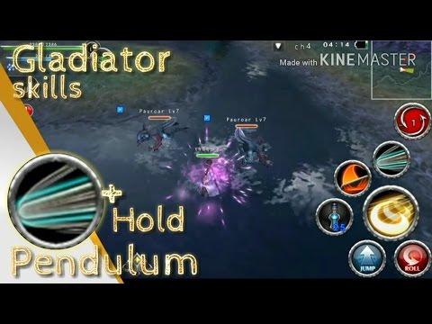 RPG Avabel Online - Gladiator Skill
