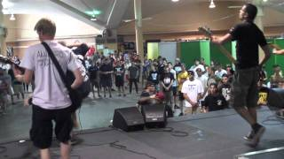 New Morality - Intro/No Morality + Crawling live @ Sound & Fury 2011