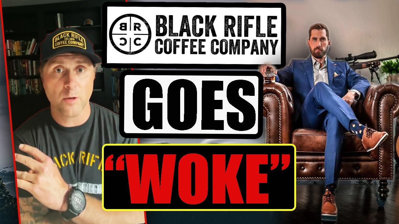 """Black Rifle Coffee Company Gets ROASTED After Going """"WOKE""""?! (Veterans are pissed!)"""