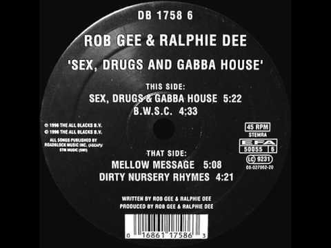 Rob Gee & Ralphie Dee - mellow message (Mokum 55)
