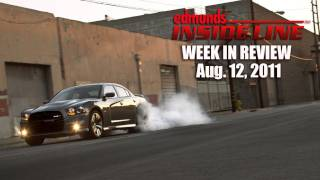 Week In Review Video: August 12, 2011 | Edmunds.com