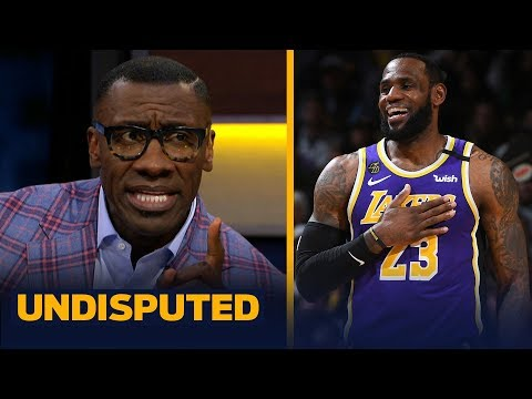 Shannon Sharpe expects the Lakers to outlast Clippers, secure top seed in West | NBA | UNDISPUTED