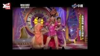 """""""Cười thả ga"""" với 3 chàng trai nhảy theo nhạc phim Hoàn Châu Công Chúa"""
