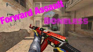 [Forward Assault]: Edit Boneless