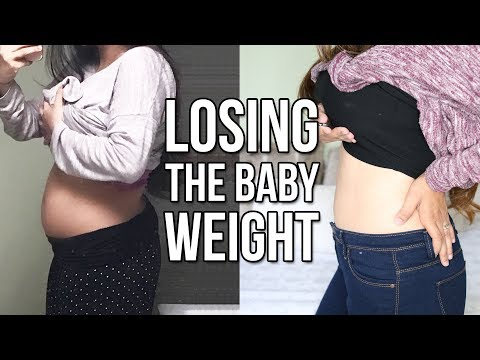 HOW I LOST THE BABY WEIGHT | 7 SIMPLE TIPS TO LOSE THE BABY WEIGHT | Ysis Lorenna
