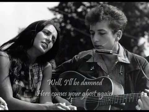 Diamonds and Rust Joan Baez (with lyrics)