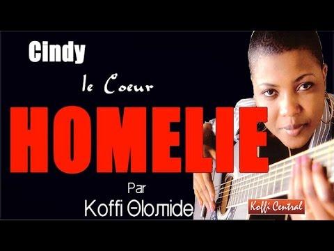 Kofficentral -Cindy - Le coeur dans Homelie (Clip Officiel)