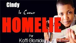 KOFFICENTRAL SINGLE DE 6 TITRES CINDY LE COEUR DANS HOMELIE CLIP OFFICIEL