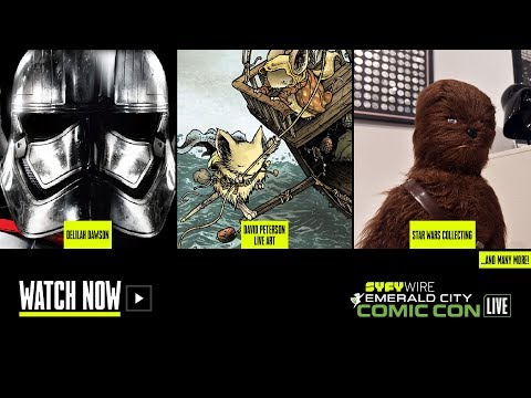 Sunday - Live Stage | ECCC 2019 | SYFY WIRE